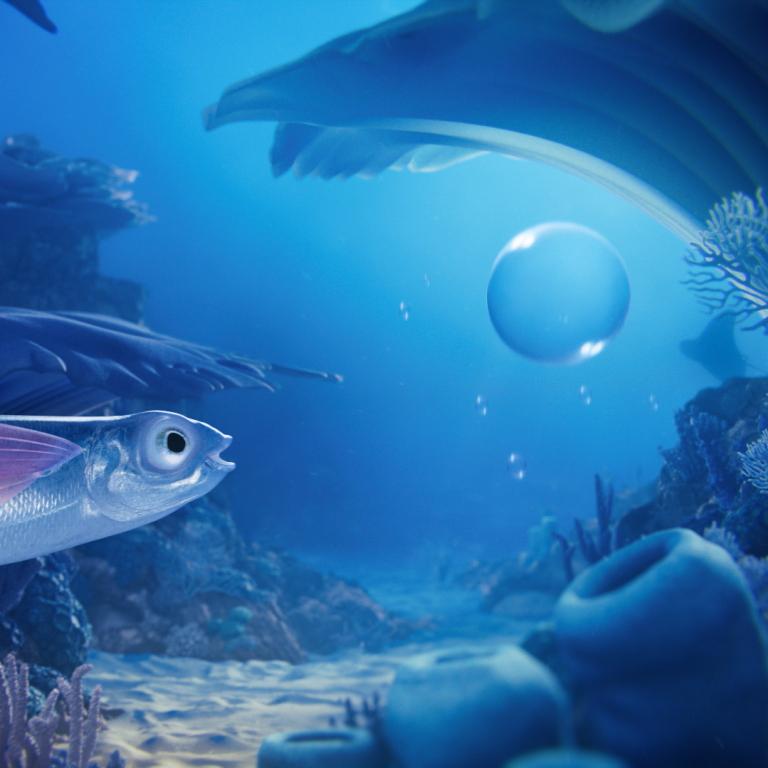 o2 - submarino manta raya